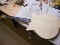 double cut carved top myjet  © 2017 42nd Street Guitars