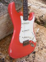 Fiesta red  © 2020 42nd Street Guitars