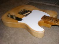 replacement body, neck, hardware for Esquire © 2017 42nd Street Guitars