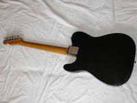 42nd street guitars R cab black with custom inlays and ebony fretboard © 2020 42nd Street Guitars